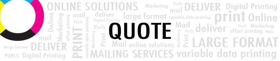 Roberts Printing Quote Request