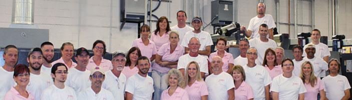 Roberts Printing Team