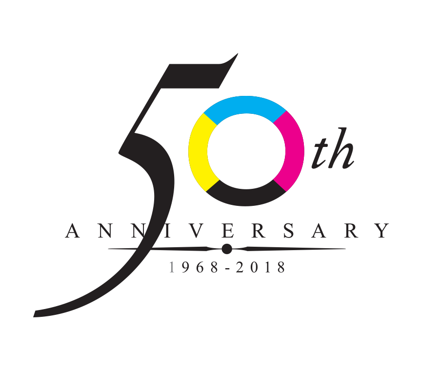 RPI 50th Logo