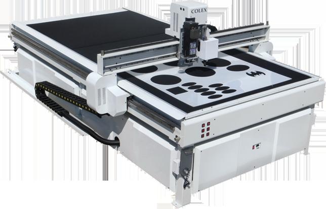 Colex Sharpcut Digital Cutting System