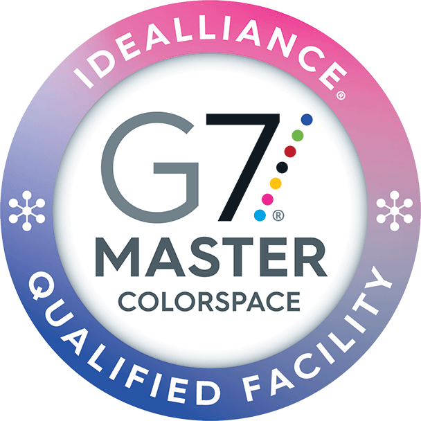 G7 Master Colorspace Logo